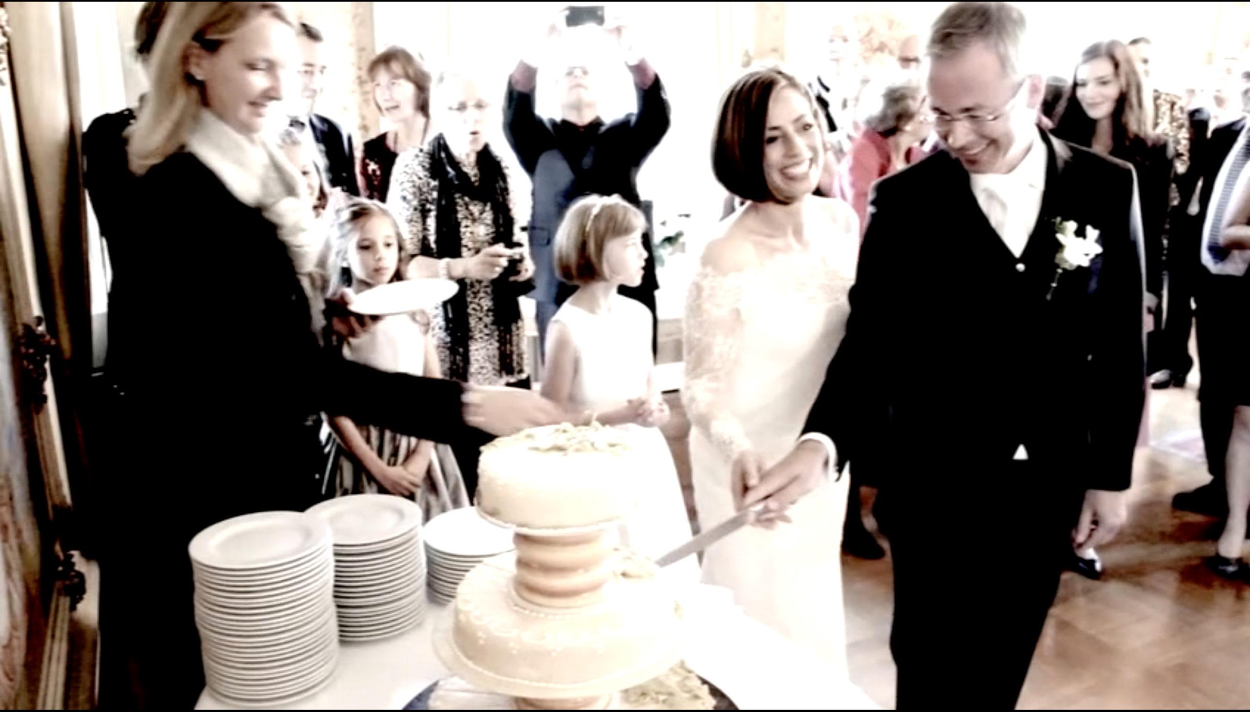 Hochzeitsvideo einer Traumhochzeit auf Schloss Vollrads & Burg Schwarzenstein