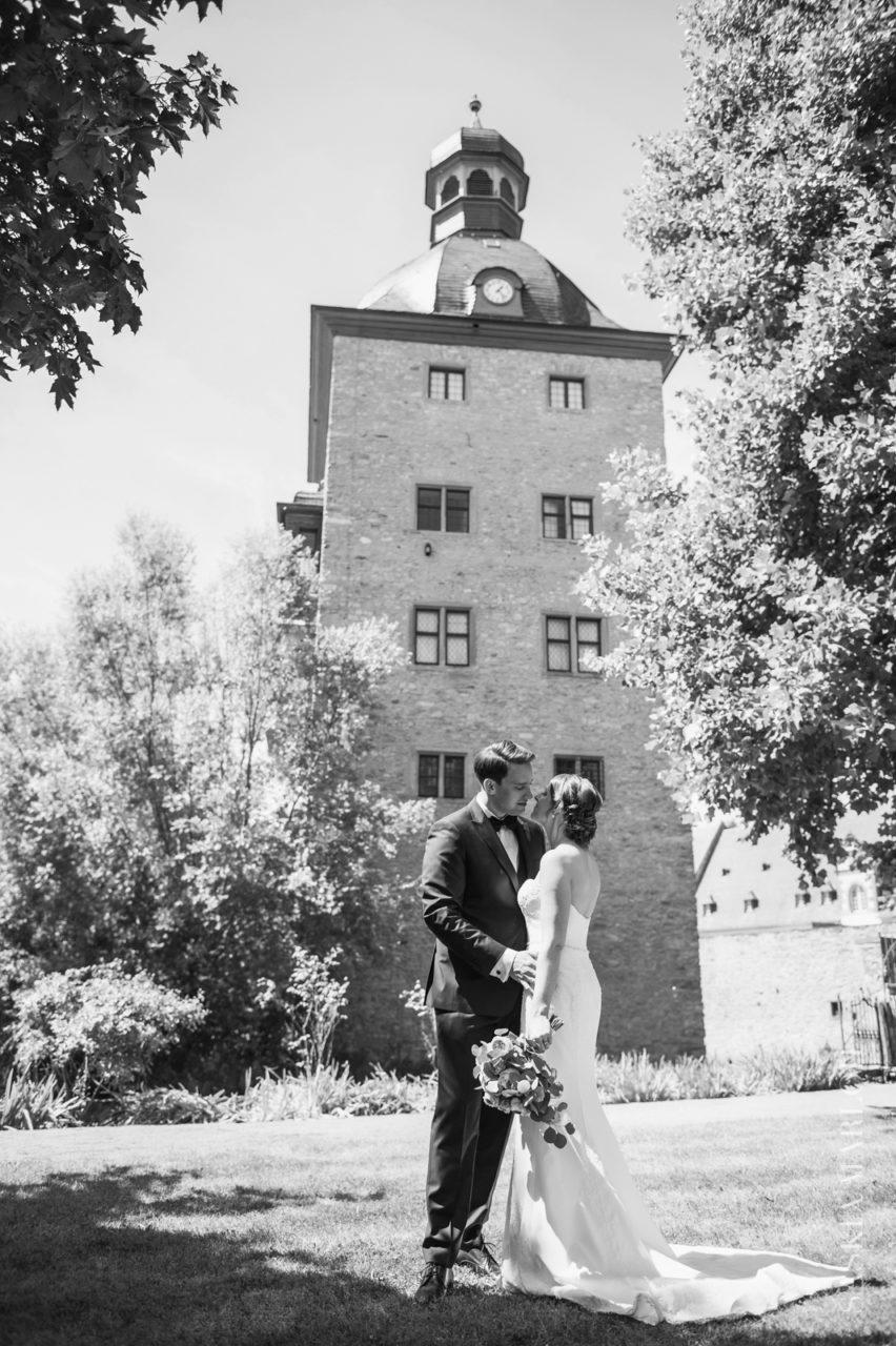 Traumhochzeiten auf Schloss Vollrads im Rheingau