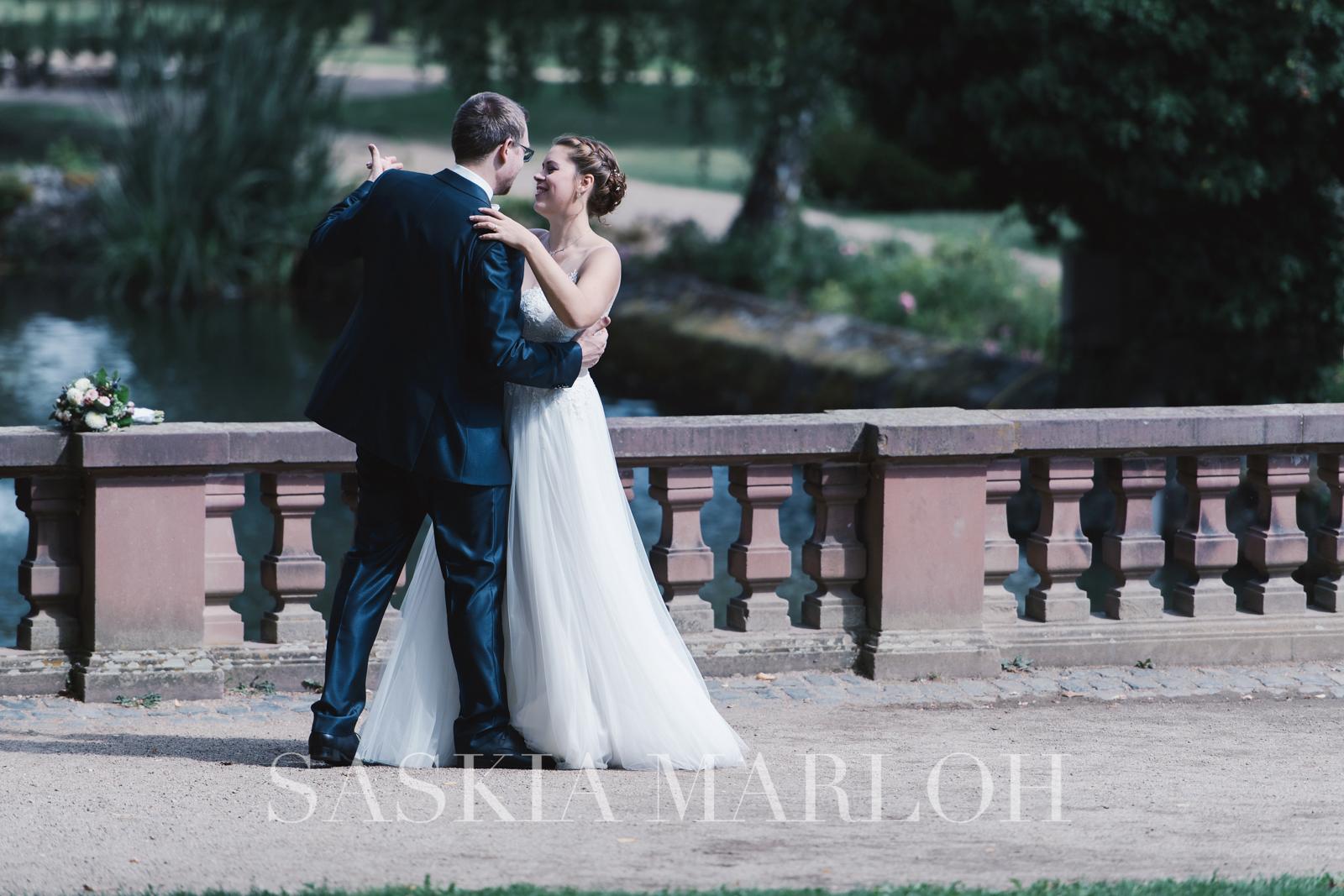 Heiraten auf Schloss Vollrads.