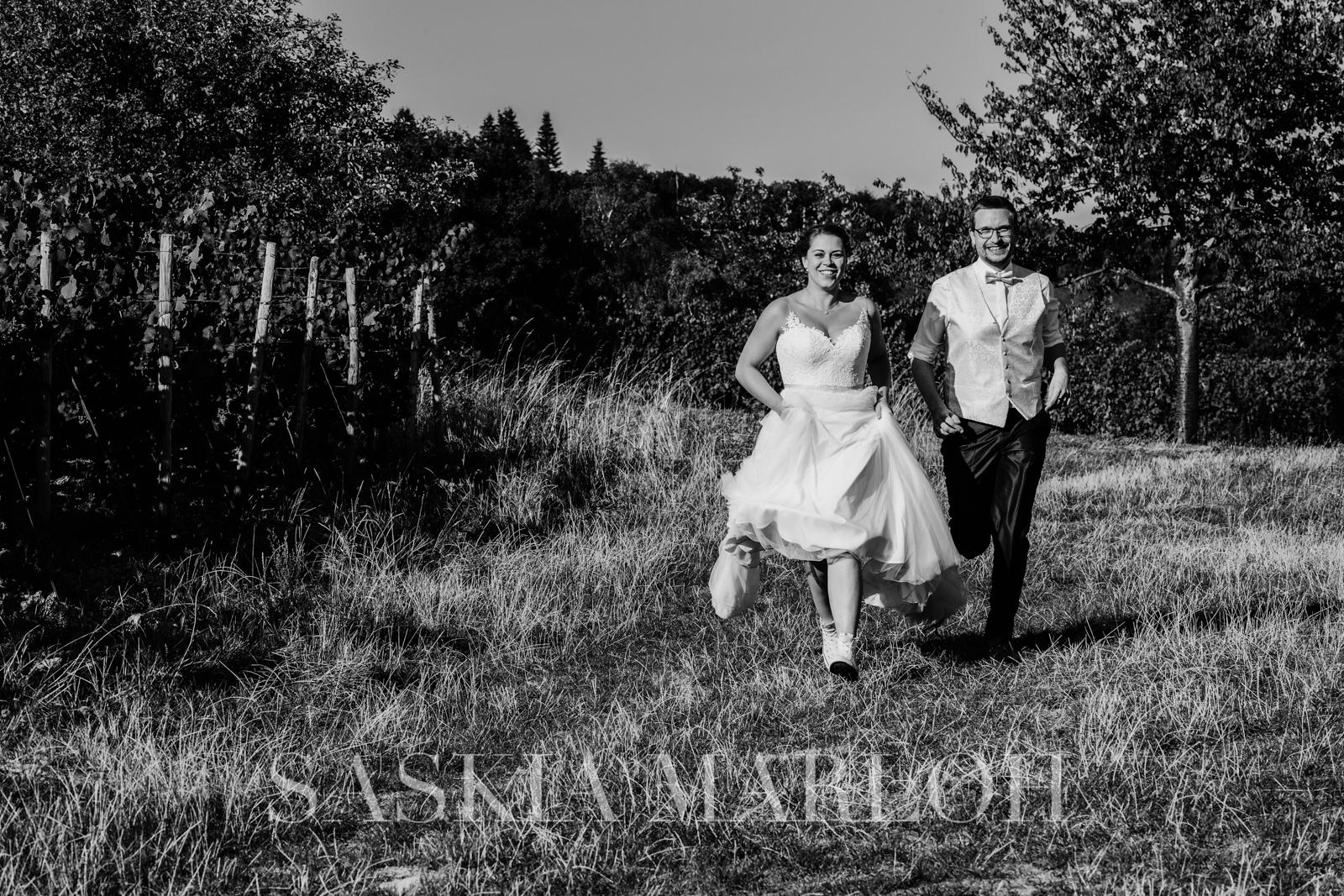 Brautpaarshooting in Hallgarten.